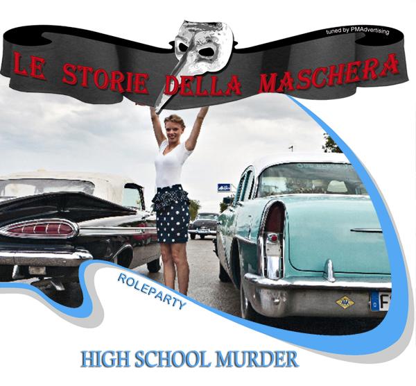 HIGH SCHOOL MURDER